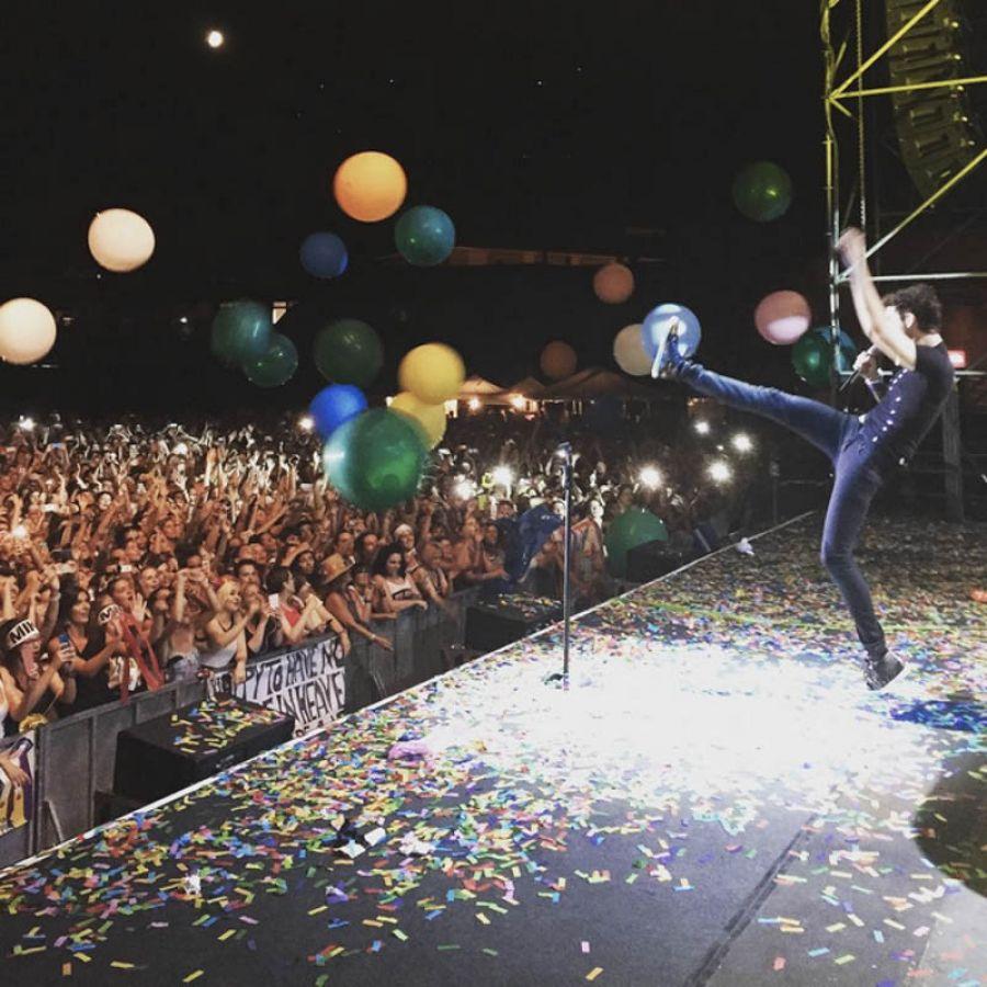 Mika Live al Mediolanum Forum
