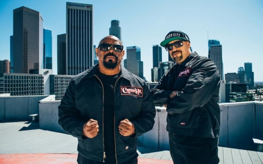 L'inaspettato ritorno dei Cypress Hill