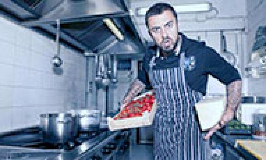 Chef Rubio e Nicola Cavallaro: prima cena a quattro mani a Un posto a Milano