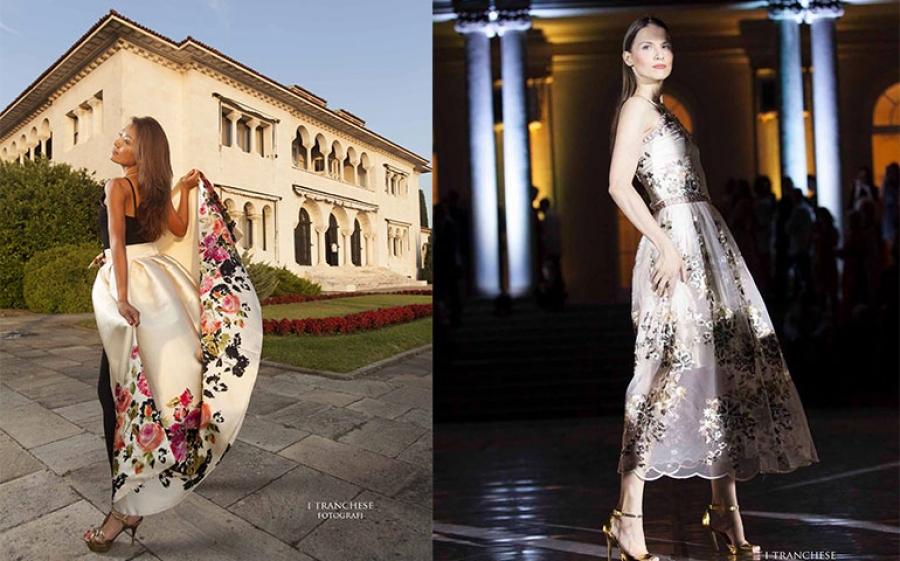 Francesca Cappelletti Haute Couture,  dalla moda le immagini,  dalle immagini un sogno