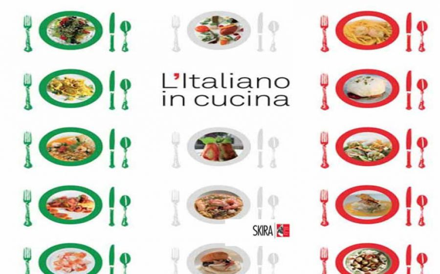 """""""L'italiano in cucina"""": ricette stellate racchiuse in un volume unico"""