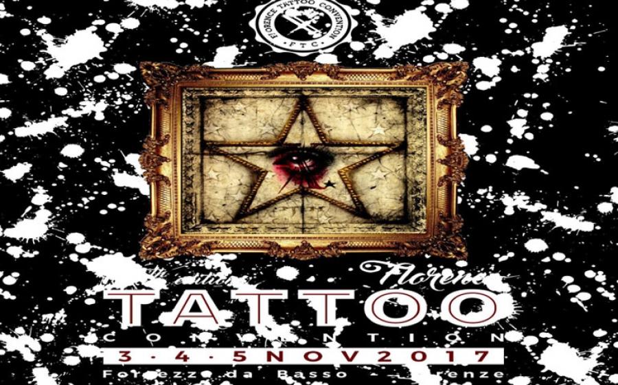 Florence Tattoo Convention a Firenze: l'arte del tatuaggio