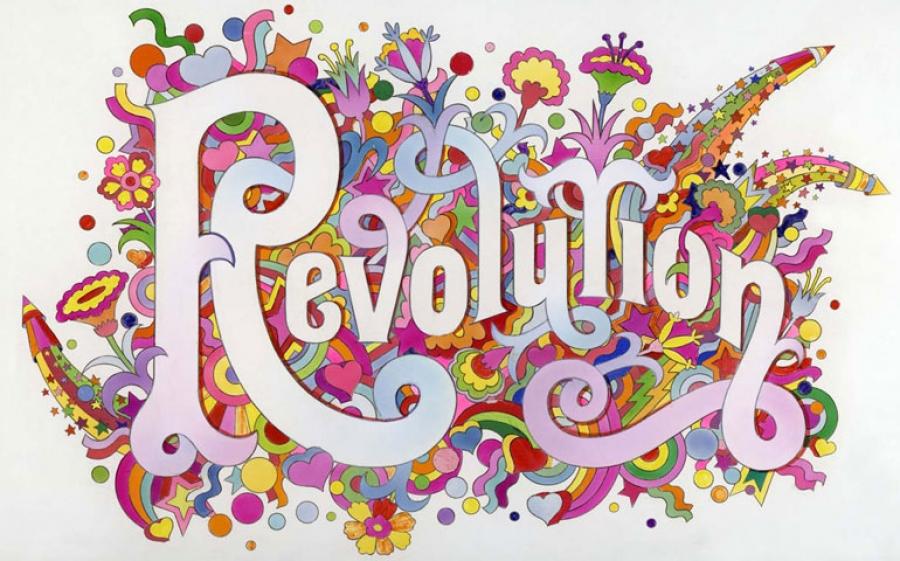 Alla Fabbrica del Vapore di Milano REVOLUTION Musica e ribelli 1966-1970 - Dai Beatles a Woodstock