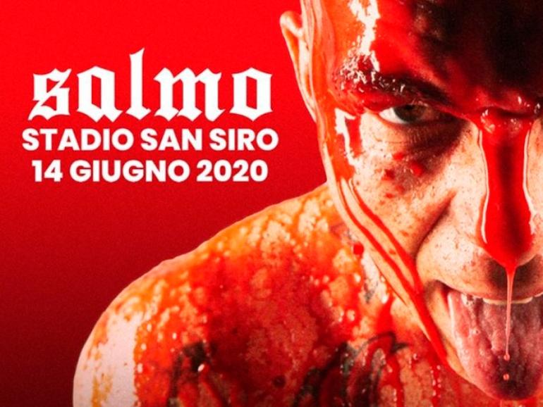 Salmo: un concerto imperdibile allo stadio di San Siro (Milano)