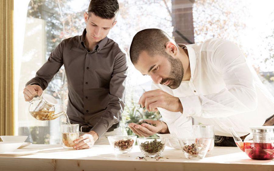 Monthea i tè e gli infusi dal tocco biologico dell'Alto Adige, dove la terra è la protagonista