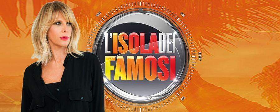 Isola Dei Famosi 2017, al timone Alessia Marcuzzi con Vladimir Luxuria e Stefano Bettarini