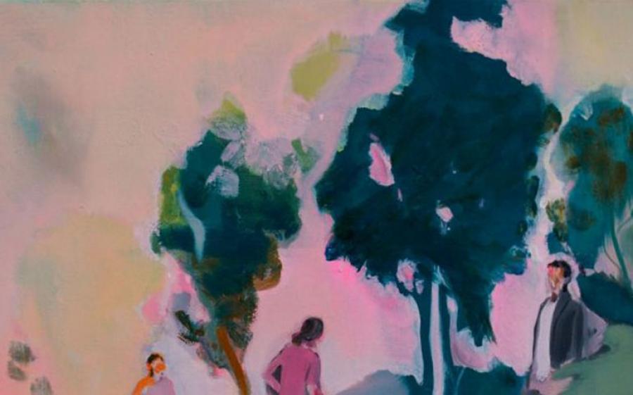 Hao Wang presenta la sua mostra Favole, a Milano fino al 9 gennaio