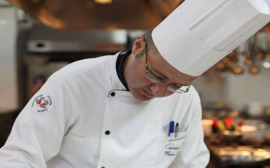 Ricetta dell'Executive Chef Mario Cimino