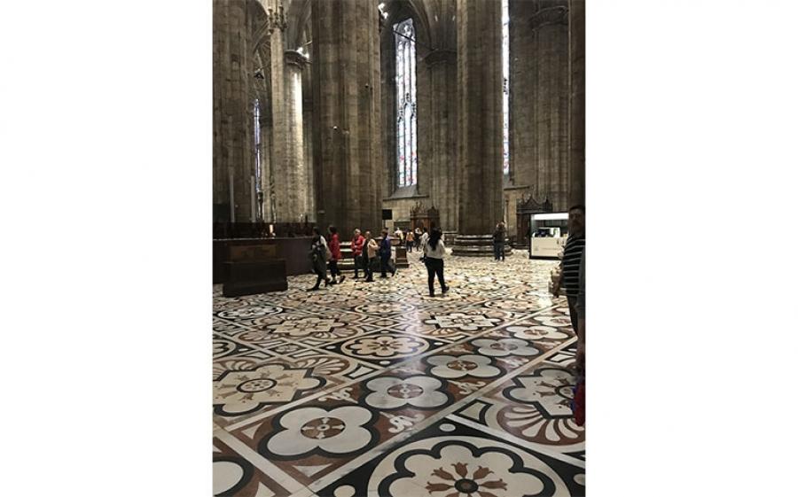Tour guidato del Duomo di Milano con Leprotto