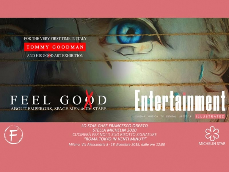Save the date: Feel Good – About Emperors, Space Men & TV Stars