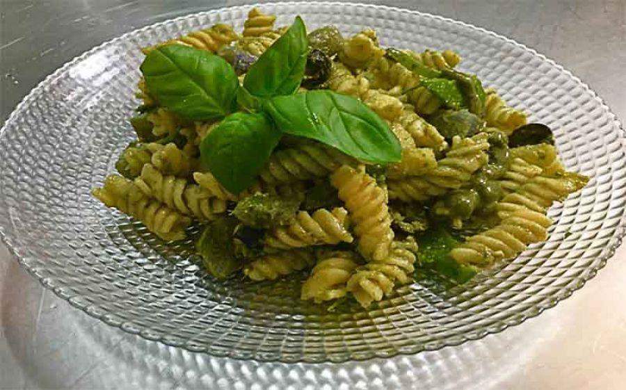 Oliver Bar: Con Alessandro Salamone a Milano la cucina diventa ErosKitchen