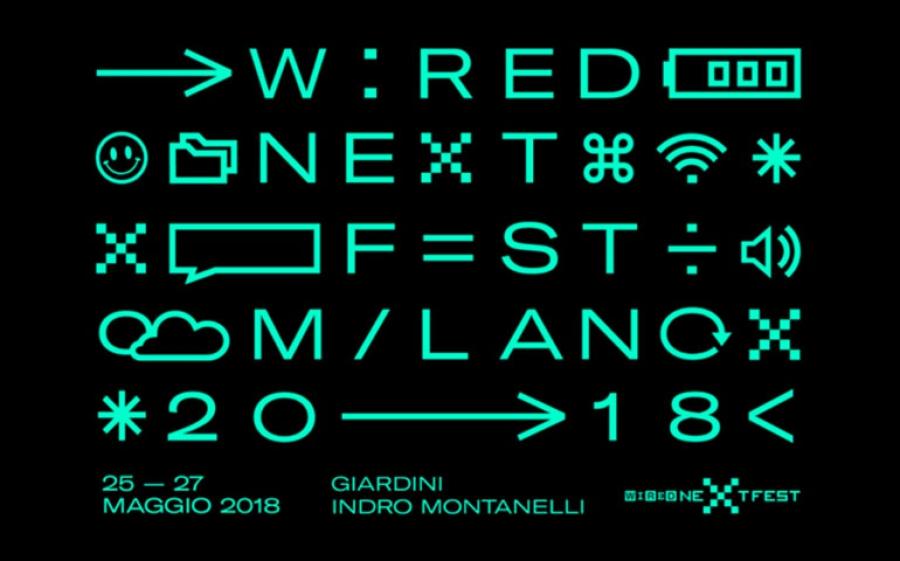Wired Nex Fest 2018 ai Giardini Indro Montanelli di Milano