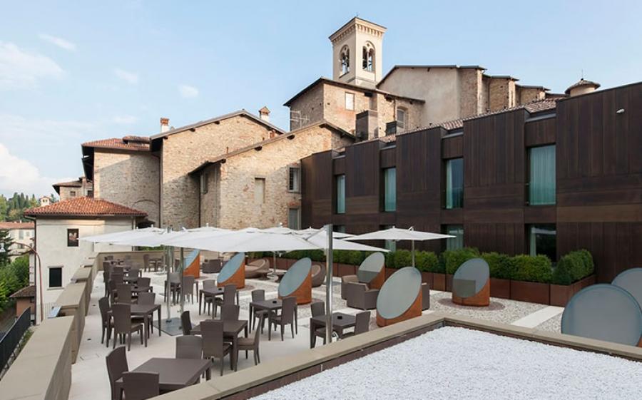 Appuntamenti stellati al Relais San Lorenzo di Bergamo