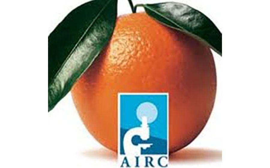 Jre Italia e AIRC per le Arance della Salute.