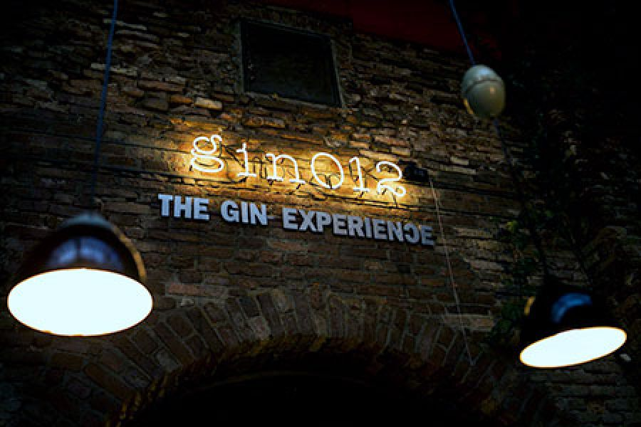 Il gin a Milano si chiama GinO12