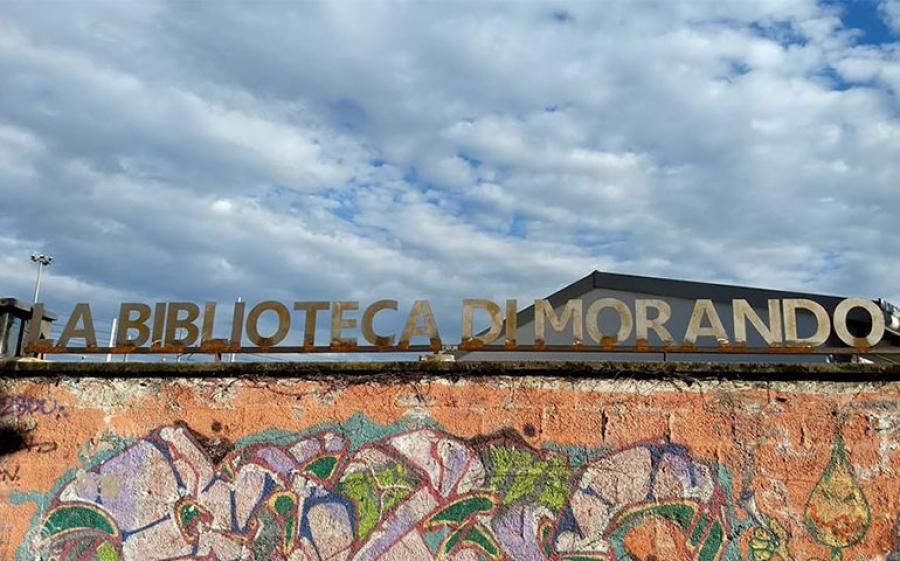 Una stagione estiva ricca di eventi per la Biblioteca di Morando