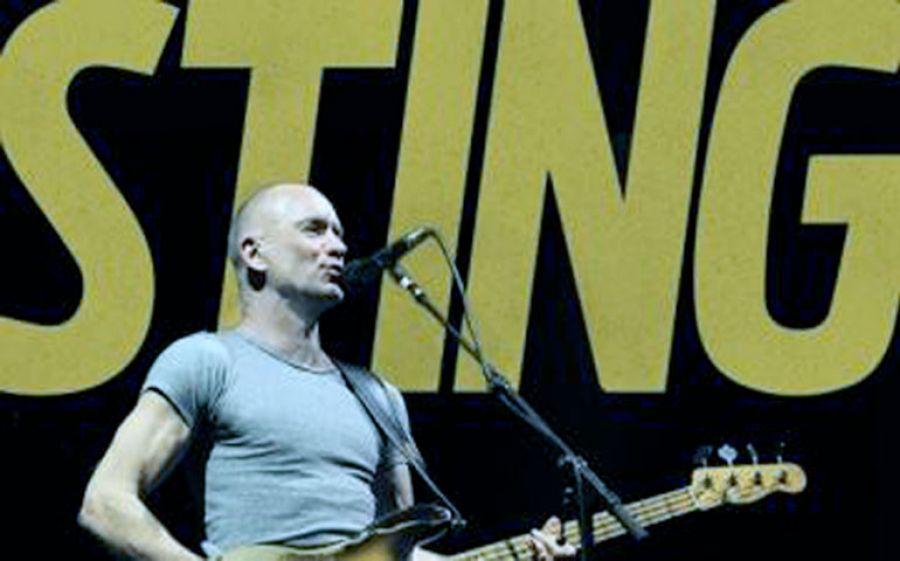 """Sting sbarca a Milano con il suo """"Back to Bass Tour"""""""