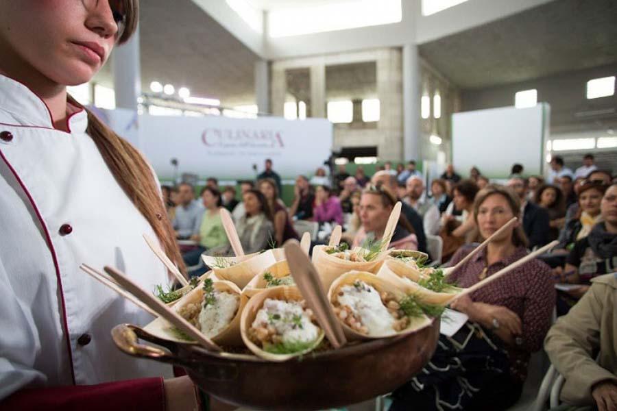 A Roma la Cibosofia è protagonista in Culinaria 2016