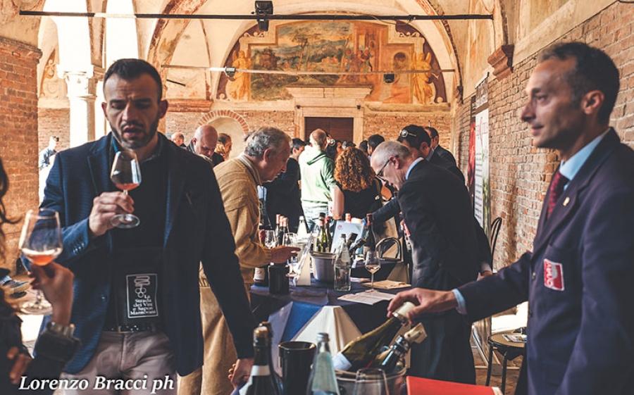Lambrusco a Palazzo – A Mantova sfilano i migliori lambruschi d'Italia