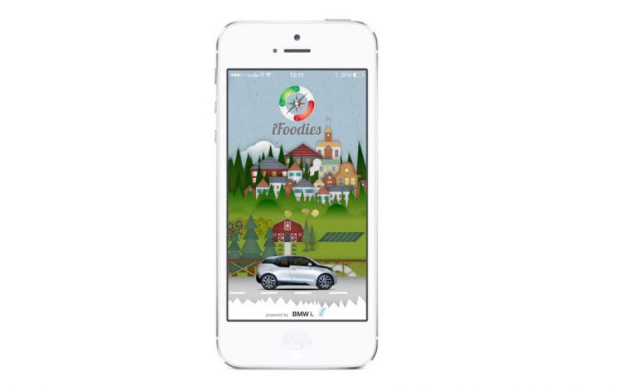 BMW i e iFoodies uniti per l'ecosostenibilità. Le migliori aziende agricole a portata di app!