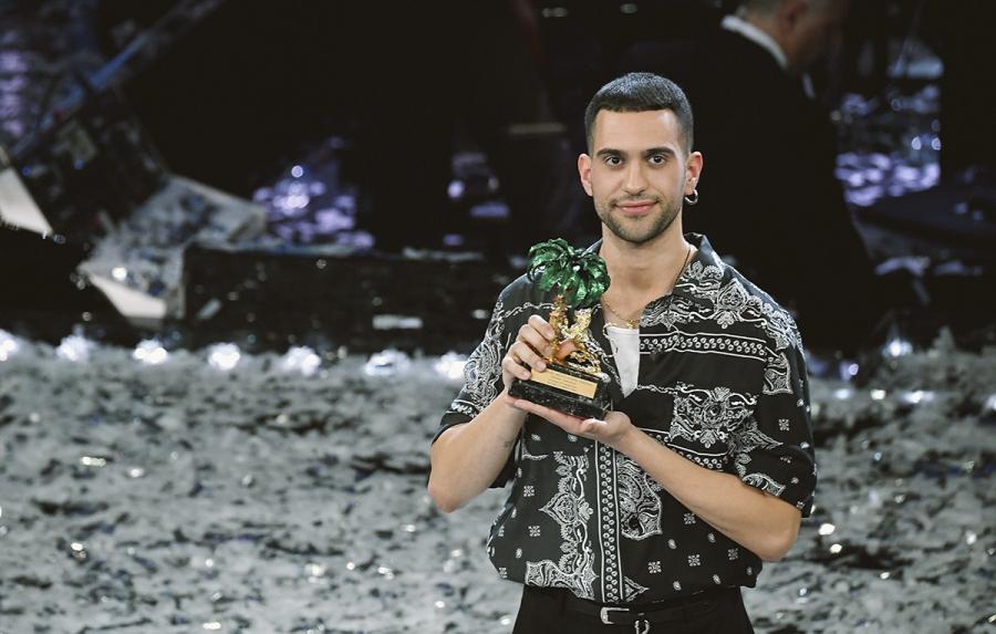 Sanremo 2019: vince Mahmood ma l'Ariston incorona Loredana Bertè