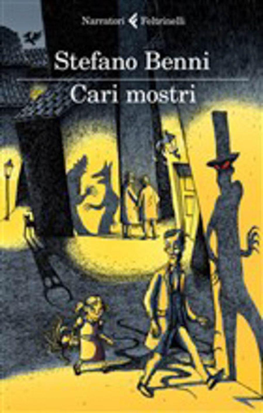 """""""Cari mostri"""": il primo romanzo horror di Stefano Benni"""