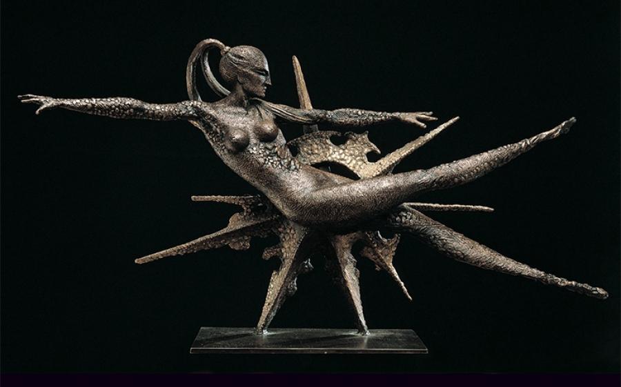 """""""Oltre il mito"""": Francesco Triglia all'Alson Gallery di Milano"""