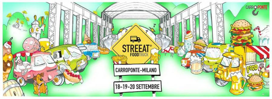 Streeat Food Truck Festival: il tour autunnale