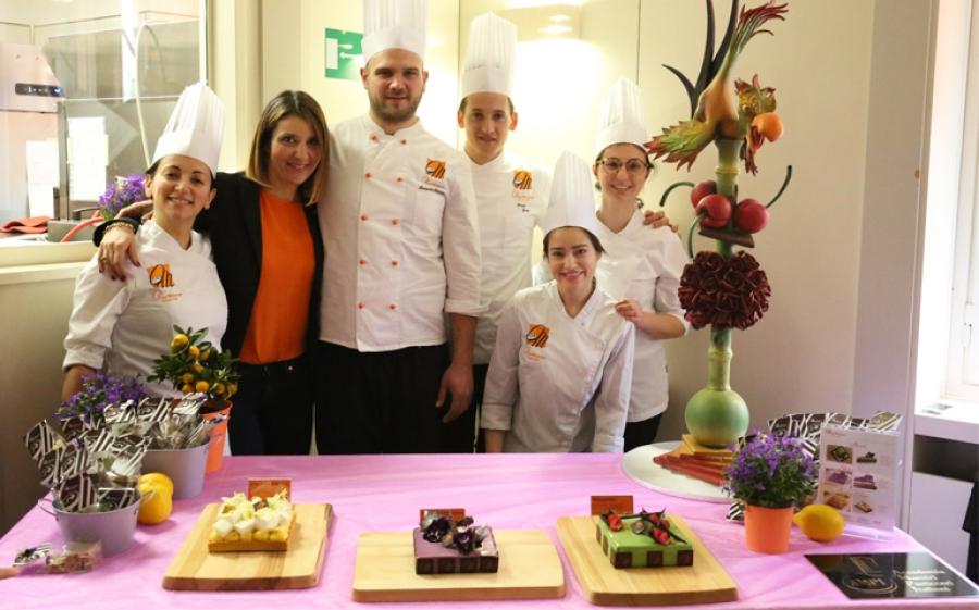 La Pasticceria Martesana presenta il suo nuovo golosissimo menu primaverile