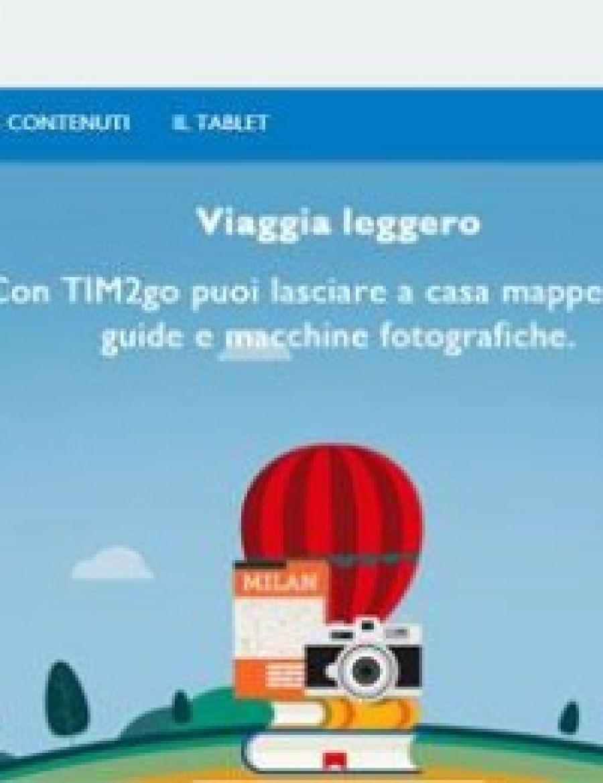 Expo 2015 e il tablet sharing di Tim e Samsung