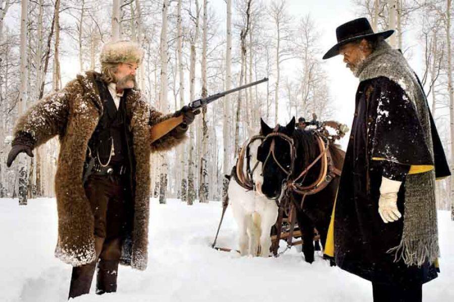 Avevate nostalgia del vecchio west? Tranquilli torna Tarantino