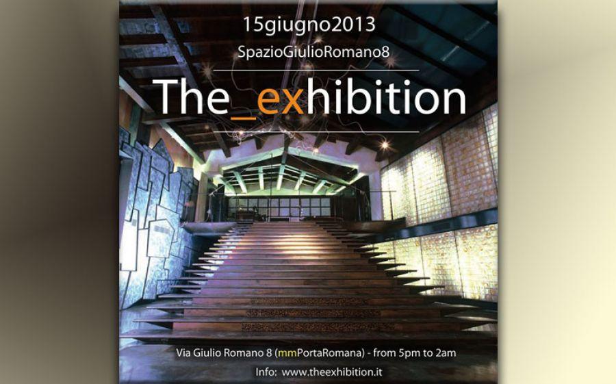 Save The Date: The Exhibition @Spazio Giulio Romano 8 sabato 15 giugno!