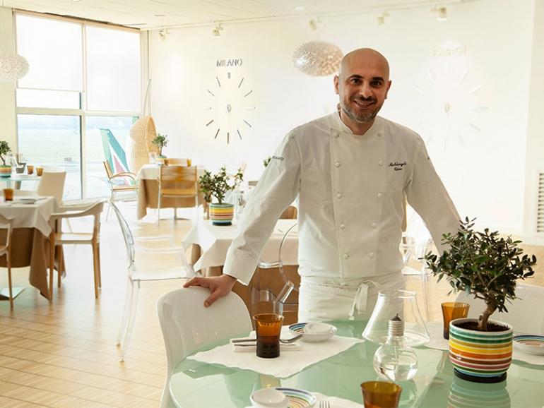"""Michelangelo Citino, il miglior """"Airport Chef of the Year"""" al mondo"""