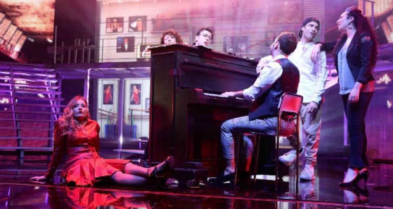 Il Festival di Sanremo diventa un musical