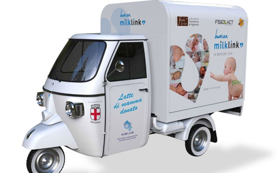 """Human Milk Link"": gocce di vita"