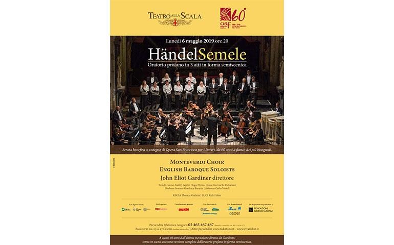 Opera San Francesco festeggia i suoi 60 anni al Teatro alla Scala