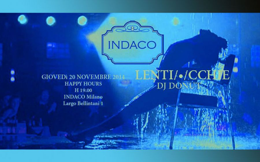 Lenti/•/cchie all'Indaco Bar