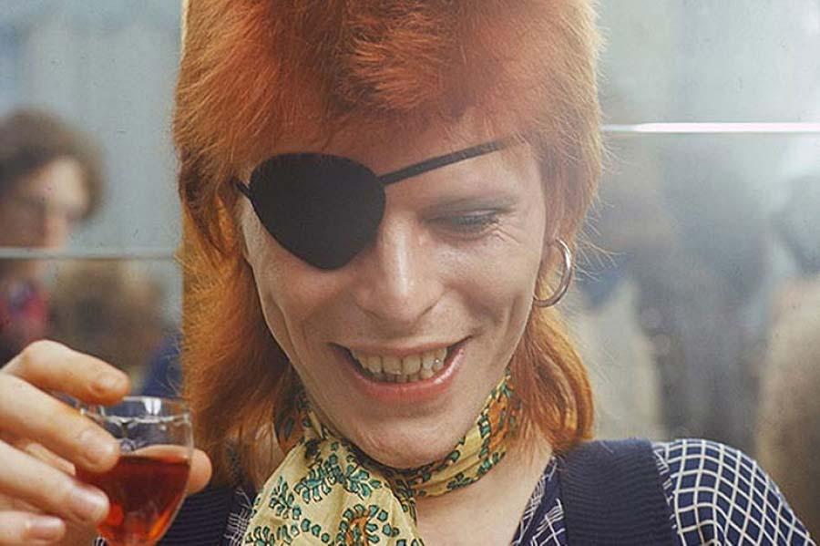 David Bowie allo Spazio Oberdan