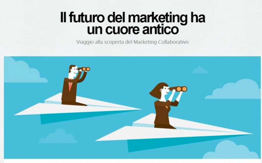 Il futuro del marketing ha un cuore antico, il primo ebook sul Marketing Collaborativo firmato trnd Italia