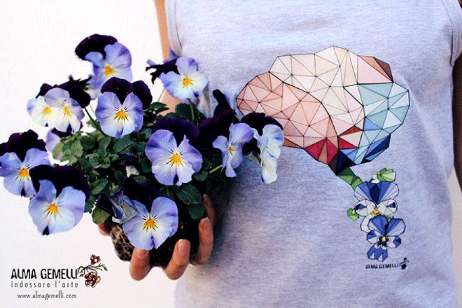 Il cubismo redivivo di Alma Gemelli