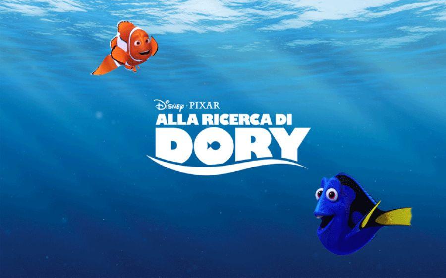 Alla Ricerca di Dory, al cinema dal 15 settembre