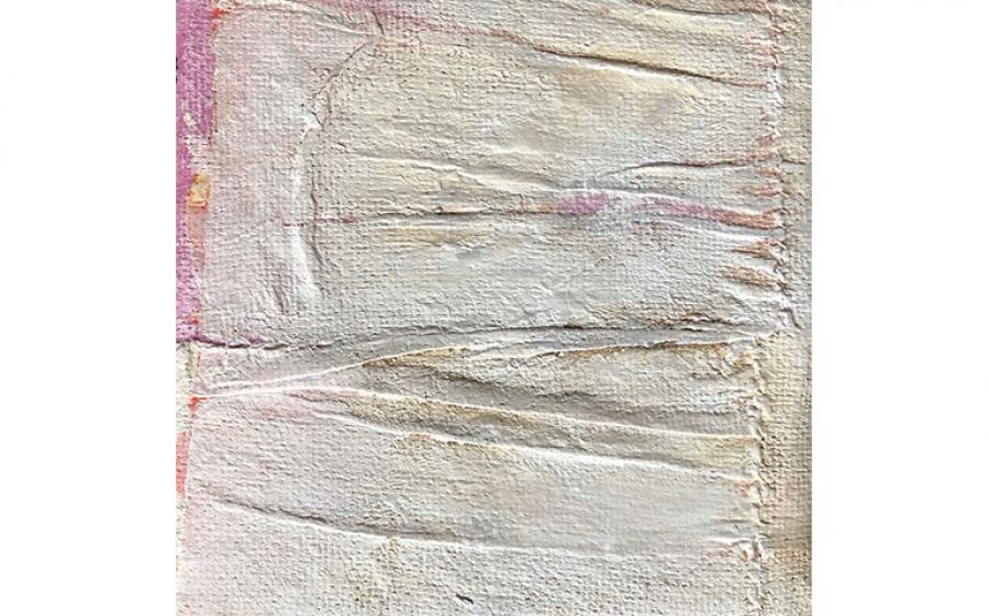 Meditazioni per occhi di Nadia Nespoli, tra arte e filatelia