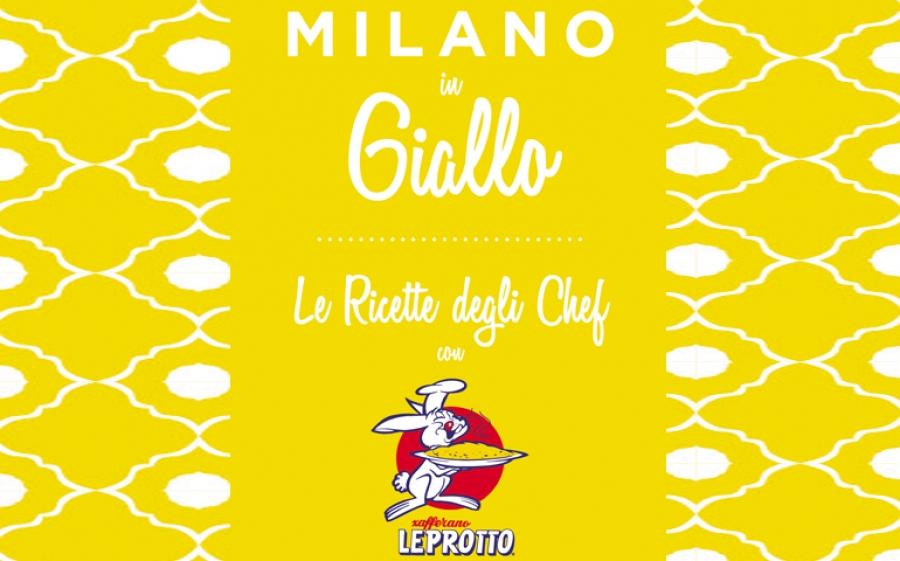 """""""Milano in giallo"""", una settimana all'insegna dello zafferano per i ristoranti meneghini"""