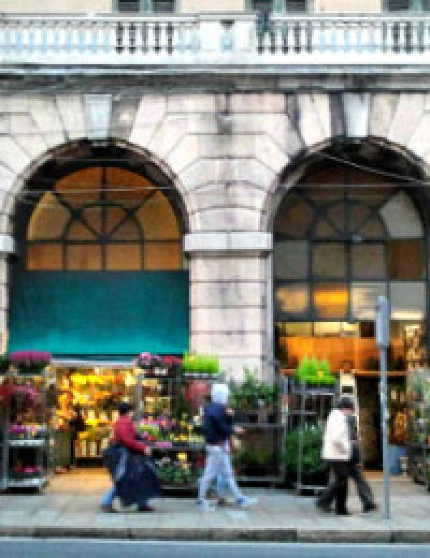 Sabato a Genova