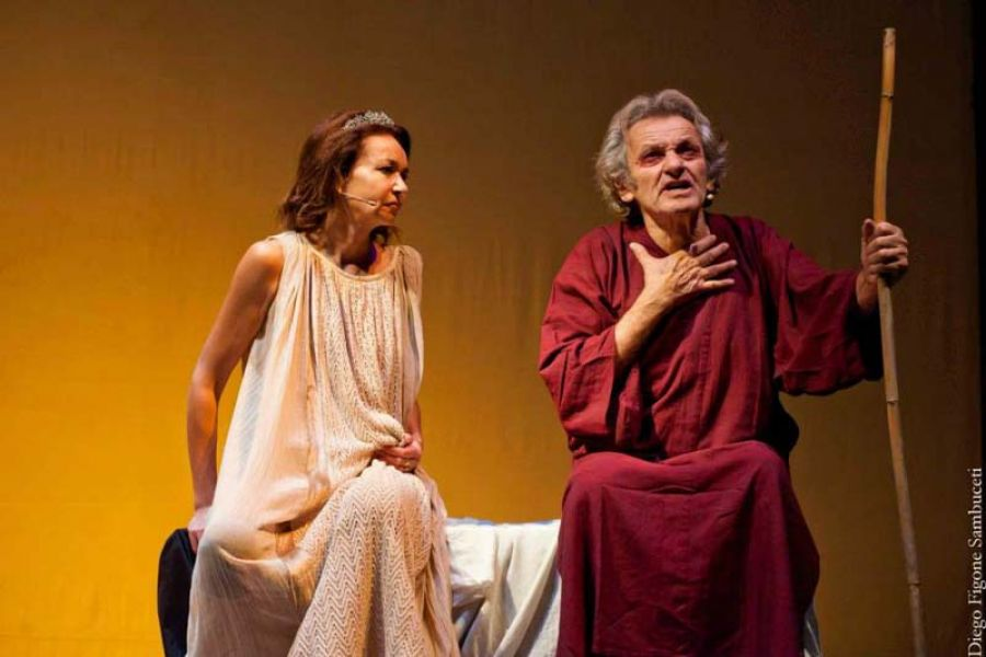 """""""Edipo in compagnia"""" con Paolo Graziosi dal 12 gennaio al Teatro Franco Parenti"""