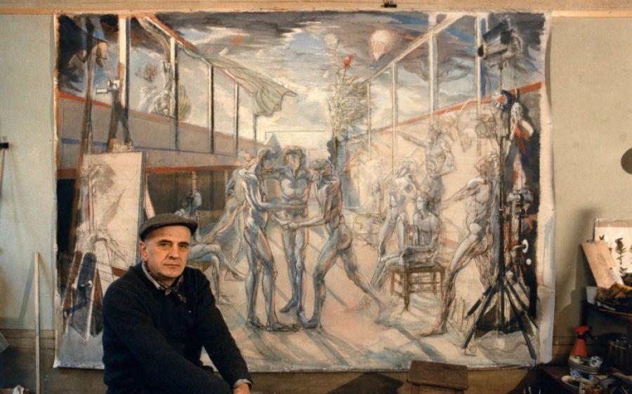 Alla Fondazione Corrente un incontro per commemorare il pittore Piero Leddi, recentemente scomparso