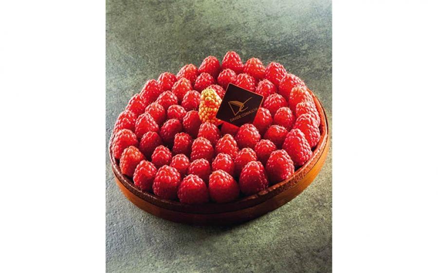 Una dolce ricetta per la festa della mamma ideata dal maître chocolatier Davide Comaschi