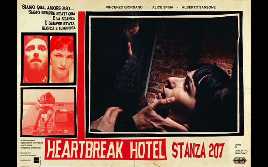 Heartbreak hotel stanza 207 – un progetto del collettivo snaporaz al teatro i