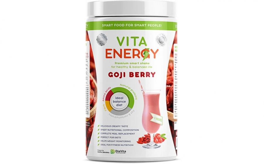 Vita Energy, le nuove bevande proteiche per una dieta disintossicante
