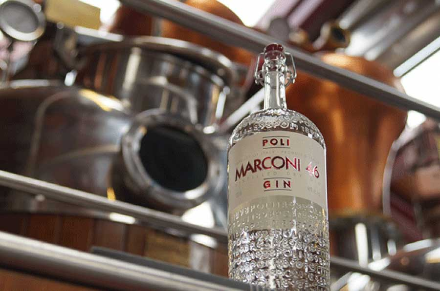 Un elegante connubio fra gin e cucina nordica